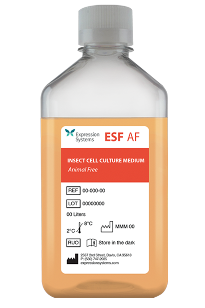 ESF 921 Insect Cell Culture Medium, Protein Free | Expression Systems